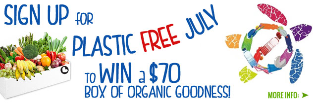 WIN box of organic goodness