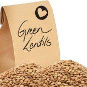 Green Lentils large