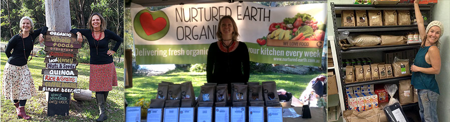 Nurtured Earth Organics