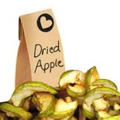 Australian Dried Apple